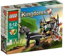 LEGO® Kingdoms - Befreiung aus der Gefängniskutsche 7949 NEU & OVP