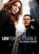 Unforgettable: The Second Season (DVD, 2014, 4-Disc Set)