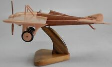 Monocoque Racer Deperdussin Airplane Wood Model Small New