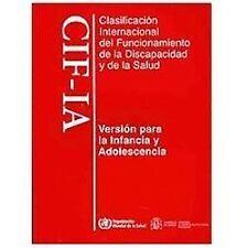 2012-06-01, Clasificación internacional del funcionamiento, de la discapacidad y