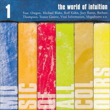 The World Of Intuition 1 Incl. Complete Catalog 2001 CD Album mit Booklet