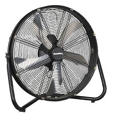 "HVF20 Sealey Industrial High Velocity Floor Fan 20"" 230V [Fans]"