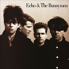 Echo And The Bunnymen by Echo & the Bunnymen (CD, Jul-1987, Sire)
