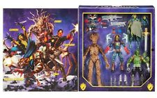 Guardians of the Galaxy Comic Edition Marvel Legends Action Figures EE Exclusive