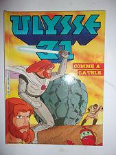 ULYSSE 31 N°3 / EUREDIF 1981