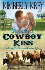 Sweet Montana Bride: Reese's Cowboy Kiss Witness Protection ~ Rancher Style :...