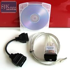 + OBD2 USB K+DCAN BMW Diagnose Interface für INPA Ediabas NCS NFS DIS SSS GT1 +