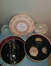 Laura Geller Beauty Bella Vita 8 PC Full Size Color Collection Set Kit  Deep NEW