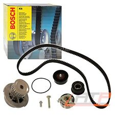 BOSCH TIMING CAM BELT KIT + WATER PUMP OPEL VAUXHALL ZAFIRA MK 1 A 1.6 16V