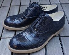 Louis Vuitton Spring / Summer 2014 Men Runway Crocodile / Alligator Oxford