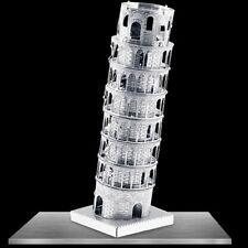 Fascinations Metal Earth 3D Laser Cut Model - Leaning Tower of Pisa
