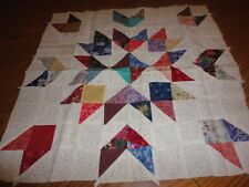 Plastic quilt template - Indian Patch