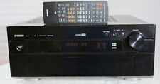 YAMAHA dsp-ax2 (ax 2) High end Surround/AV amplificatore in nero! SN: