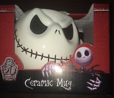 Nightmare Before Christmas Jack Skellington Ceramic Mug
