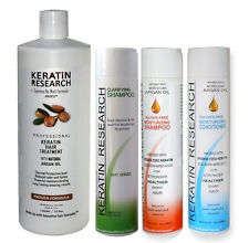 Brazilian complex hair Keratin Treatment  Set 1000 ml  with Argan Oil Global