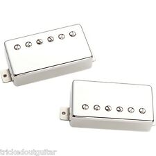 SEYMOUR DUNCAN PEARLY GATES HUMBUCKER SET NICKEL