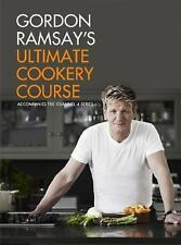 Gordon Ramsay's Ultimate Cookery Course by Gordon Ramsay (2012, Hardcover)
