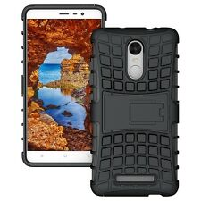 Defender Tough Hybrid Armour Shockproof Kickstand BackCase for Xiomi Mi Note 3