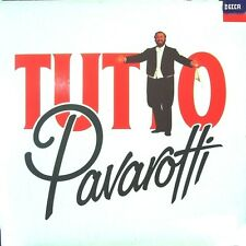 Luciano Pavarotti - Tutto Pavarotti - Songs and Arias DECCA / 2CD-BOX