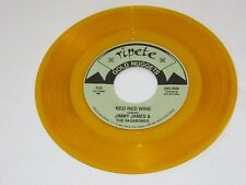 "Jimmy James - Red Wine / Percy Milem - I Slipped a Little 7"" NM- on Ripete"