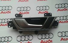 AUDI A6/C6 PASSENGER SIDE LEFT REAR INTERIOR DOOR HANDLE 4F0839019