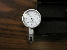 "0.008"" x 0.0001"" dial test indicator  with 2 pcs accessories #303-800 NEW"