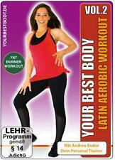 Andrea Bodor - Your Best Body - Latin Aerobic Workout, Vol. 2 (OVP)