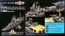 Hasegawa 40079 1/350 IJN Light Cruiser Agano Detail Up Etching Parts Super