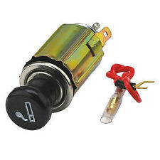 Car 12V Cigarette Lighter & Mobile Charger Power Socket :- Suitable For All Cars