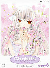 Chobits - My Only Person (Vol. 6) by Rie Tanaka, Crispin Freeman, Tomokazu Sugi