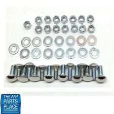 1970-73 Chevrolet Camaro Front And Rear Bumper Bolt Kit