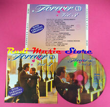 CD Forever CD Vol 3 Compilation MINA ELVIS PRESLEY FIDENCO no mc vhs dvd(C38)