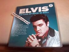 ELVIS PRESLEY-THE KING OF ROCK 'N' ROLL (6 DISCS) GO6CD7216 NEW SEALED CD