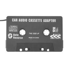 3.5mm AUX Car Audio Cassette Tape Adapter Transmitters for MP3 IPod CD MD 2017 k