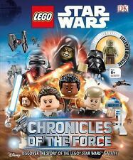 LEGO Star Wars: Chronicles of the Force by Adam Bray, Dorling Kindersley...