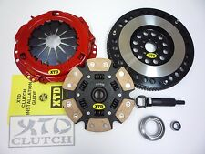 XTD® STAGE 3 CLUTCH & PRO-LITE FLYWHEEL KIT 1985 TOYOTA MR2 4AGE