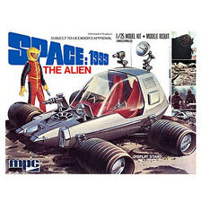 Space 1999 Eagle Aquila Spazio UFO Alien Moon Rover Plastic Model Kit Imai
