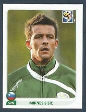 PANINI-SOUTH AFRICA 2010 WORLD CUP- #252-SLOVENIA-MIRNES SISIC
