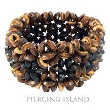 Goa Kokosnuss Perlen Beads Holz Armband Wood Bracelett B081