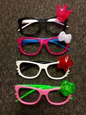 12 pcs Hello Kitty LED Light Up Flashing Party shutter Glasses Rave Costume