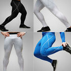 New Long Leggings Thermal Compression Under Mens Tight Base Layer Pants SIZE UK