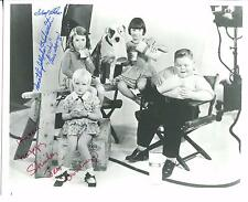 DOROTHY ECHO DEBORBA & SHIRLEY JEAN OUR GANG COMEDY CAST SIGNED PHOTO AUTOGRAPH