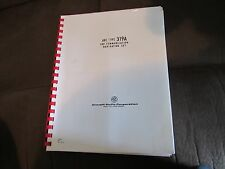 AIRCRAFT RADIO CORP ARC 319A VHF COMMUNICATION NAVIGATION SET MANUAL PARTS LIST