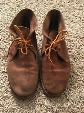 Roots Of Canada Suede Boots, Women's 9.5, Men's 10.5