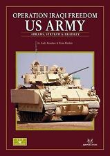OPERATION IRAQI FREEDOM: US ARMY, Andy Renshaw and Ryan Harden, Very Good Book