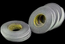 3M Doppelseitiges Klebeband 2mm x 50m Rolle Reparatur Repair Strip Tape Adhesive