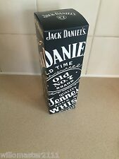 JACK DANIELS OLD No7 GIFT BOX FROM 2010