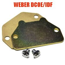 COLD START CHOKE COVER SET for WEBER 40/45 DCOE/DCOM 40/44/48 IDF DCNF EMPI