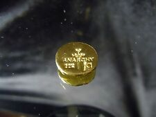 NEW(1 GRAM BAR) USA BULLION 1g 22K PLACER GOLD ROUND RIGHT FROM MINE APM #76