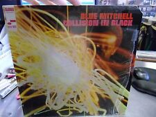 Blue Mitchell Collision In Black LP In Shrink Blue Note EX